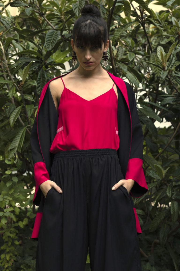 Kimono Salina Tremblepierre