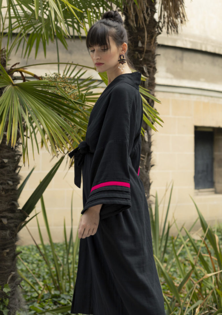 Kimono Zyan Tremblepierre