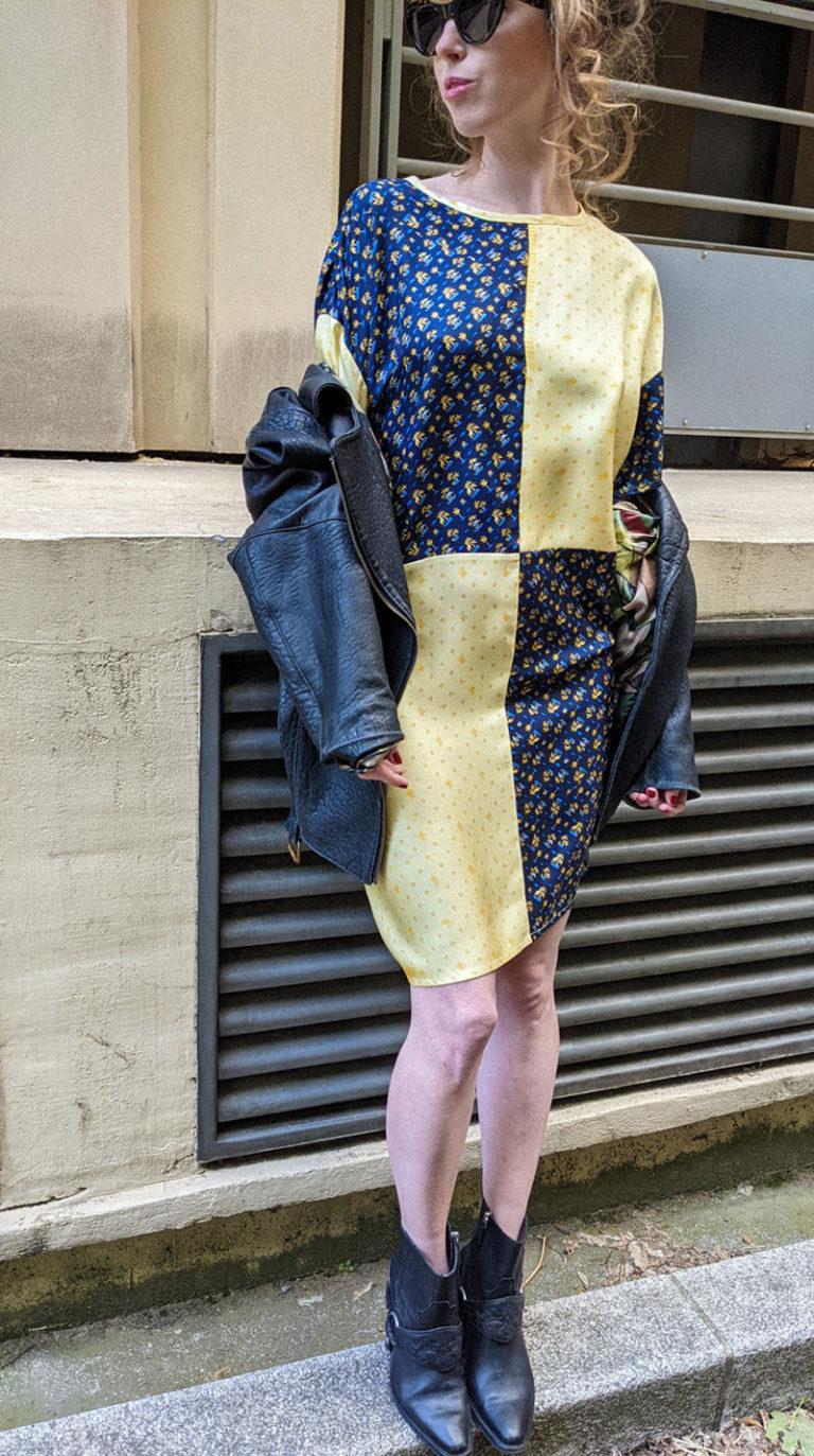 tremblepierre-robe-bicolore